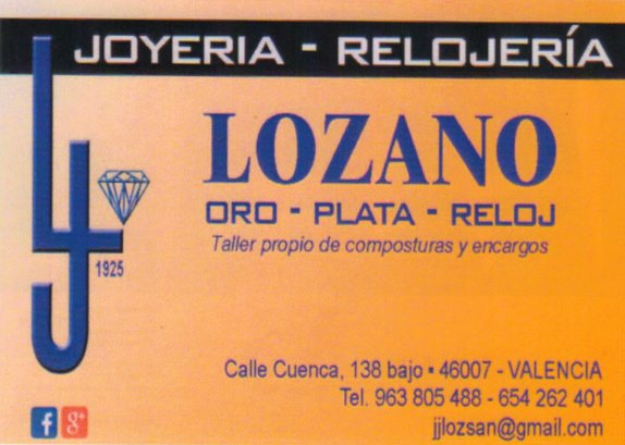 Joyeria Lozano