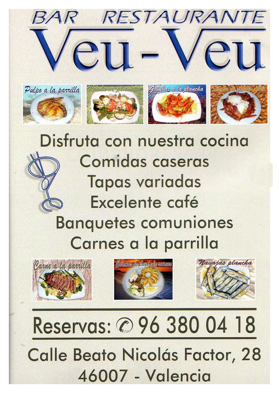 Restaurante Veu-Veu