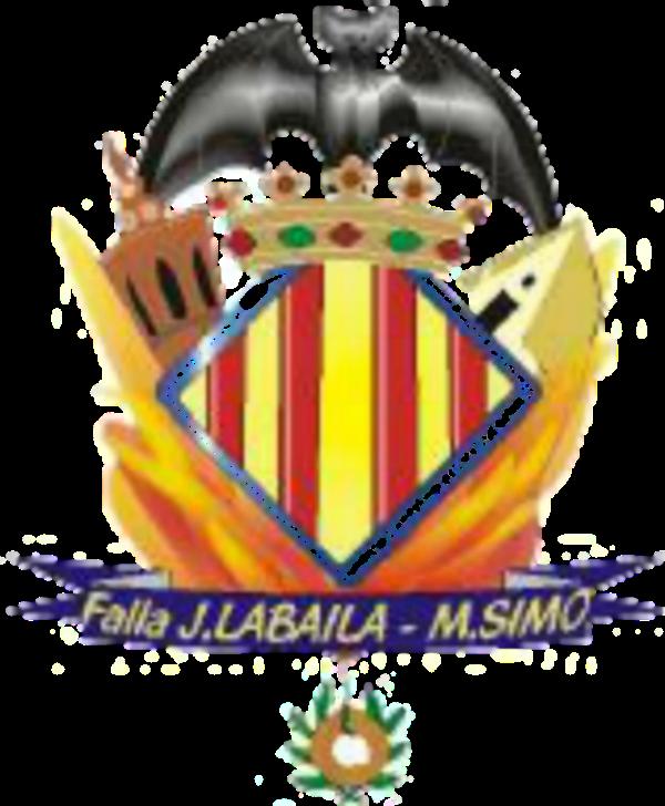 Falla Jacinto Labaila - Manuel Simó